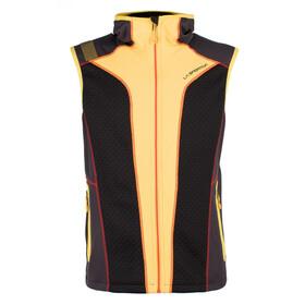 La Sportiva Dimension Running Vest Men yellow/black